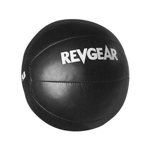 Revgear Revgear Leather Medicine Ball (9-20lb)